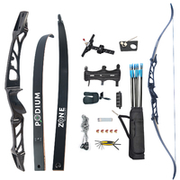 R2 Recurve Bow package - Topoint Archery
