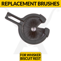REPLACEMENT BRUSHES - WHISKER BISCUIT ARROW REST