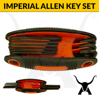 Allen Key set for Compound Bows -  Imperial