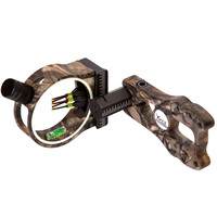 5-PIN FIBRE OPTIC BOW SIGHT - CAMO