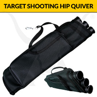 Target Shooting Hip Quiver with Rigid Tubes