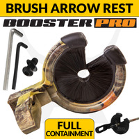 BRUSH ARROW REST - FULL CONTAINMENT - CAMO