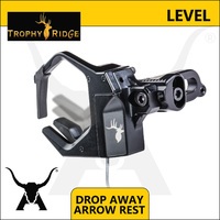 Level - Drop Away Arrow Rest - Trophy Ridge