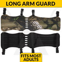 APEX ARMGUARD - LONG - CAMO (2014 MODEL)