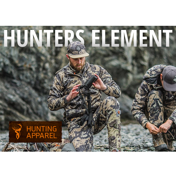Hunters Element Square Banner