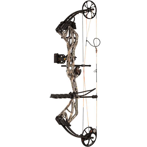 Bear Species RTH 2018 Compound Bow 60lbs / Realtree Edge / Left Handed